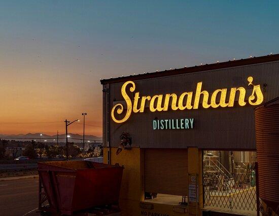 Stranahan's Whiskey Distillery & Cocktail Bar