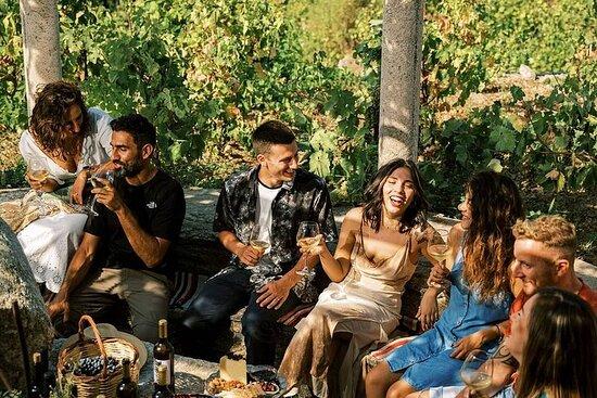 Wine Tasting and Tour at Karimalis Winery in Ikaria