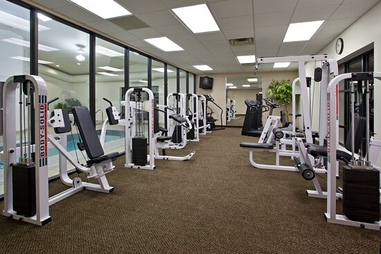 Wadsworth, Ohio: Holiday Inn Express Wadsworth Extensive Fitness Center