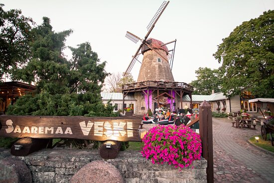 Saaremaa Veski