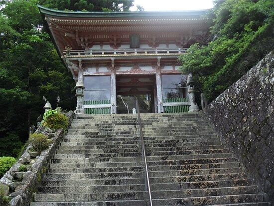Seiganto-ji Temple Sammon