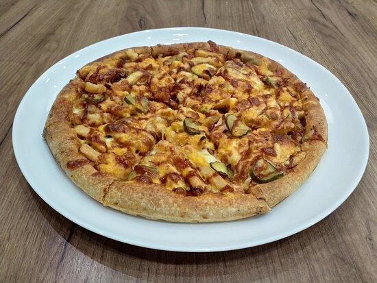 Vege Joy Pizza