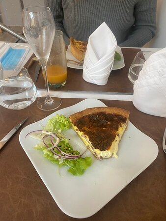 Repas de midi à 2