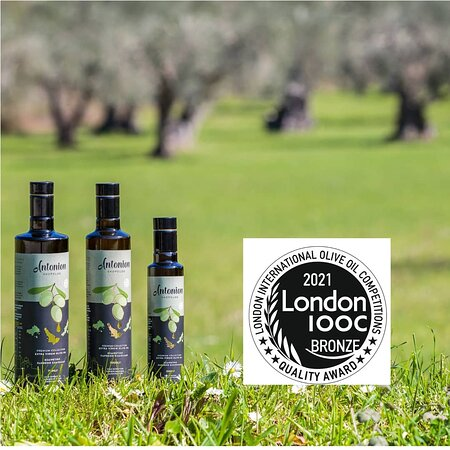 Antoniou Family Olive Press
