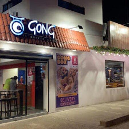 gong centenario