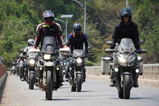 10 Day Motorcycle Tour (Amazing Thailand) from Chiang Mai