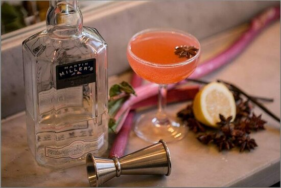 Cocktail workshop with a chef mixologist in Gustavia