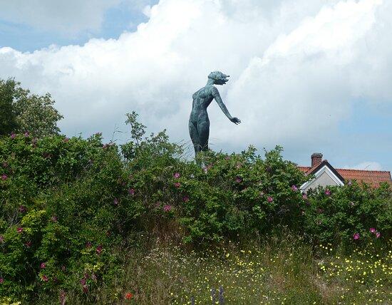Statyn Famntaget