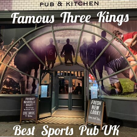 The Famous Three Kings