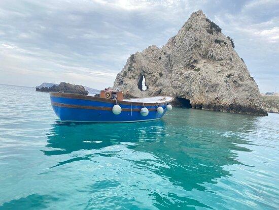 San Domino, Italie : Barca Mare e Stelle