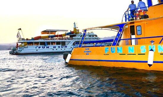Fun-N-Sun Boat Tours