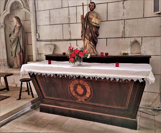 Eglise Saint-Michel à Saint-Michel-en-Brenne