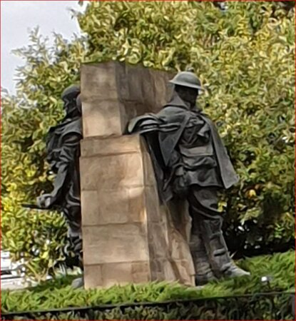 The Driver and Wipers Memorial