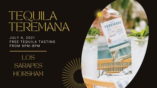 Ambler, PA: Tequila tasting?  Yes please!  Join us for great food and drinks as we celebrate!