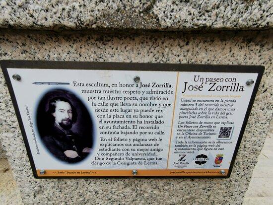 Monumento a José Zorrilla