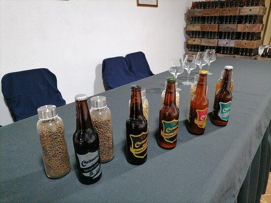 Cervecería Carbonera