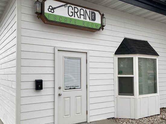 The Grand Escape Room