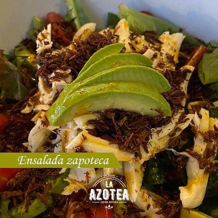 Ensalada Zapoteca