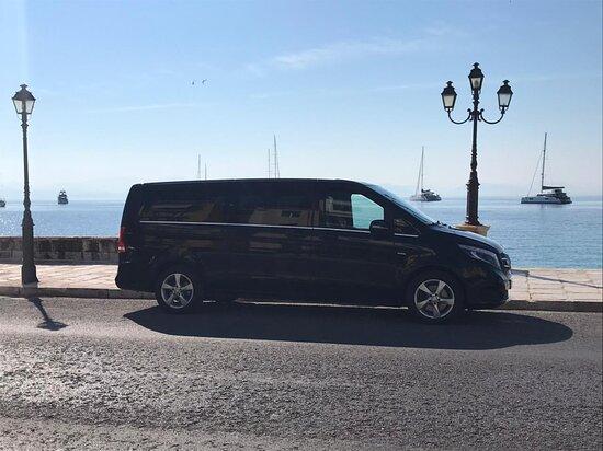 Corfu Private Chauffeur Services