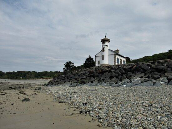 Maison phare de Nantouar