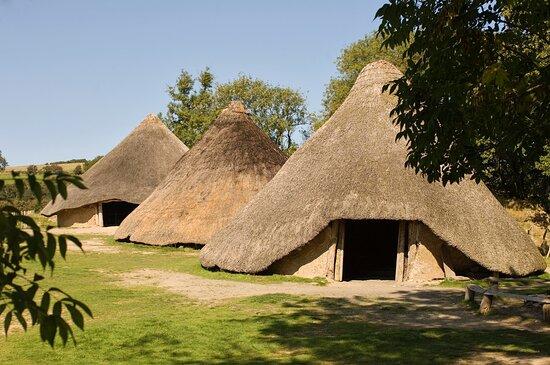 Castell Henllys Iron Age Village
