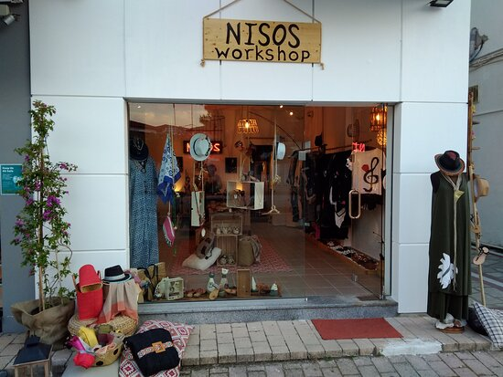 Nisos by D&T Handmade Jewellery & Sandals