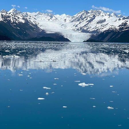 תמונה מGlacier Cruise and Rail from Anchorage