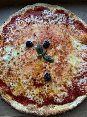 Pizza au top