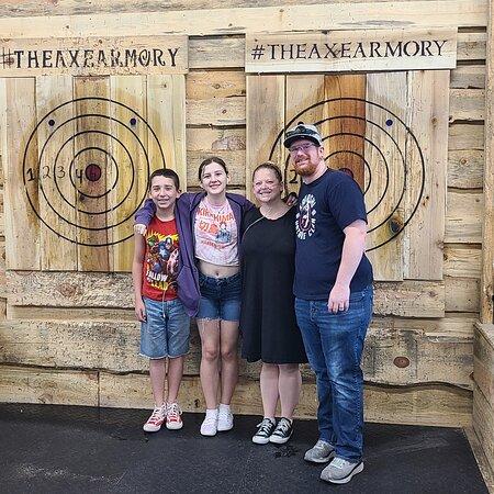 The Axe Armory