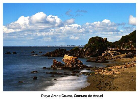 Playa Arena Gruesa