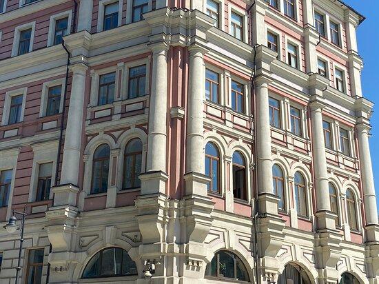 Revenue  House of  P. Voronin