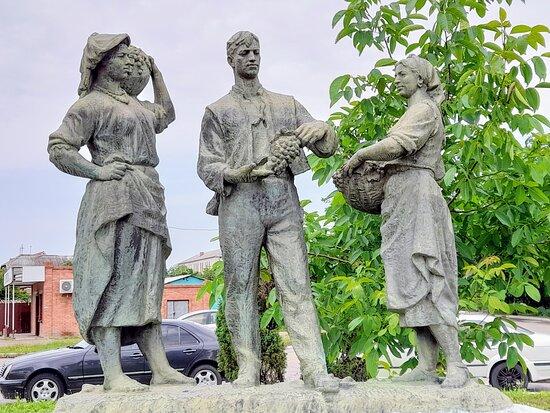 Three Moldavians