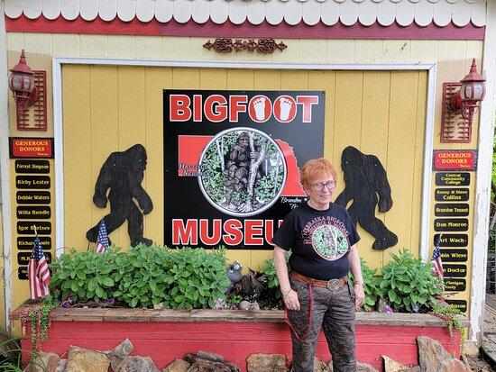 Nebraska Bigfoot Crossroads Of American Museum And Research Center