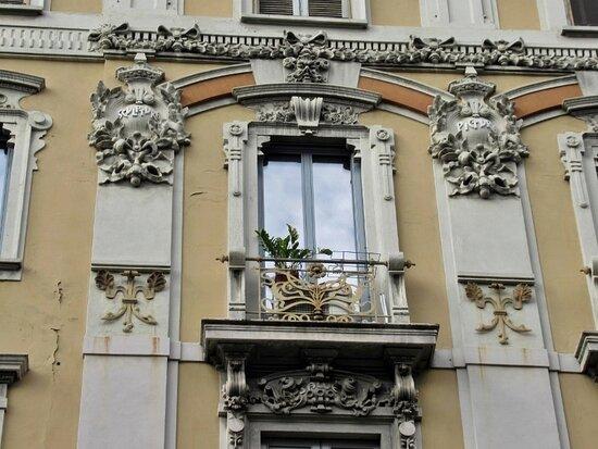 Palazzo Via Spartaco 2