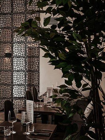 Restaurant - Séparée