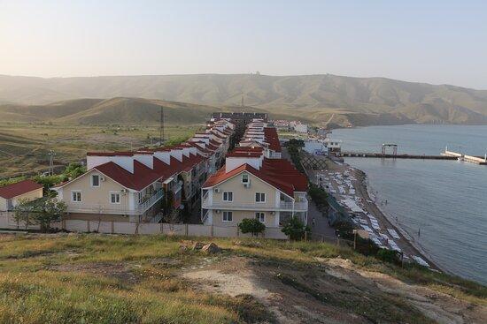 Отдых на восточном берегу Крыма.