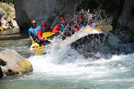 Lao Rafting