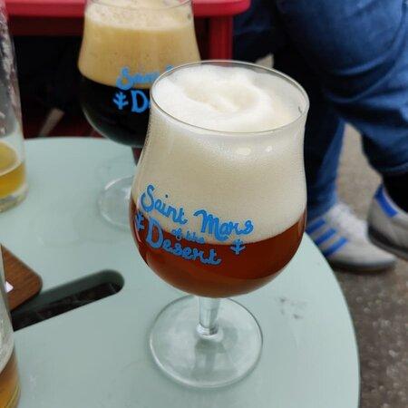 Saint Mars of the Desert Brewery & Tap Room