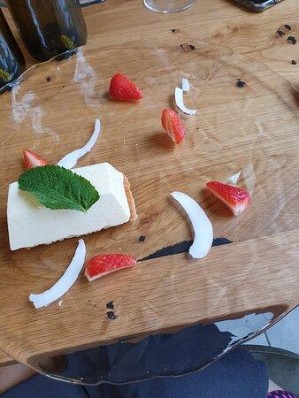 le dessert - Photo de L'épine, Azay-le-Rideau - Tripadvisor