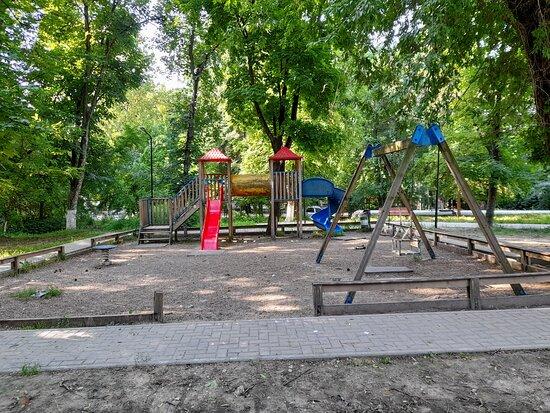 Sipka Memorial Park