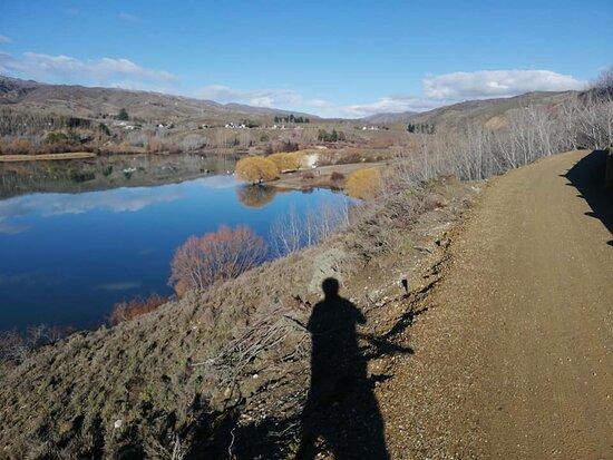 Lake Dunstan Trail