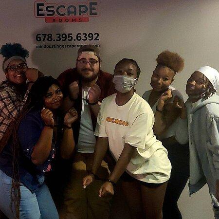 Mind Busting Escape Rooms