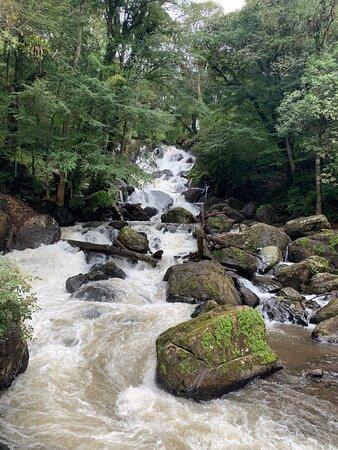 La Cascada, Avandaro, Valle de Bravo ✨🍀