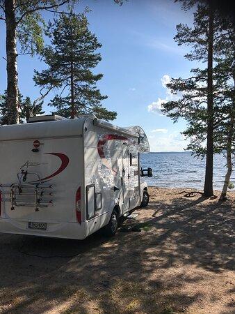 Beautifull camping