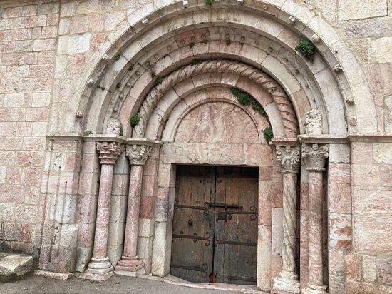 Esglesia de Sant Jaume de Vilafranca del Conflent