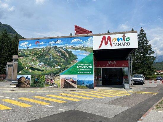 Telecabina Monte Tamaro