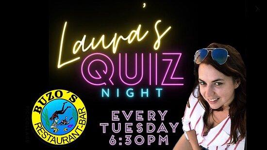 Laura's Quiz