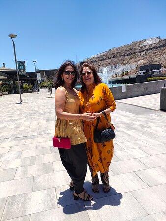 Пуэрто-Рико, Испания: Nice lunch Wedding Lock Nancy n Philip (Landon) Manik Family n The Boss   The Taj Palace Davish (Davi) n Lavina give us very Good Service.