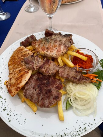 Guter Mixed Grill