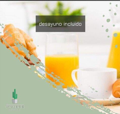 Alojamiento #jujuy con desayuno incluido
